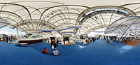 Genoa International Boat Show 2006 360° photos, virtual tour